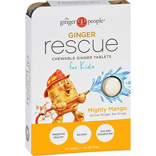 Ginger People Ginger Tab Chew Mght Mngo