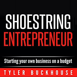 Shoestring Entrepreneur Audiobook