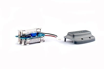 Thermorossi - Kit de pilas recargables para mando a distancia de aire / hidro