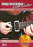 Improvising Lead Guitar: Advanced Level, Tony Skinner, 1898466386