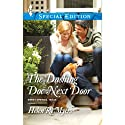 The Dashing Doc Next Door Audiobook by Helen R. Myers Narrated by Vanessa Johannson