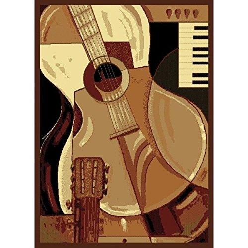 Guitar Area RugCheck Price ...