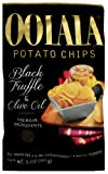 Natural Nectar Oolala? Potato Chips Black Truffle & Olive Oil -- 5 oz - 2 pc