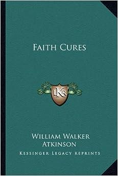 Book Faith Cures