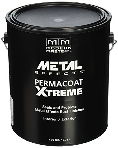 (Modern Masters AM204 Permacoat Xtreme Sealer for Metal Effects Gallon)