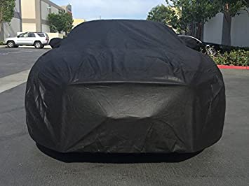 Mustang // GT // Cobra // Shelby // Bullitt CarsCover Custom Fit 1994-2004 Ford Mustang Car Cover Xtrashield Black Covers 709870731181