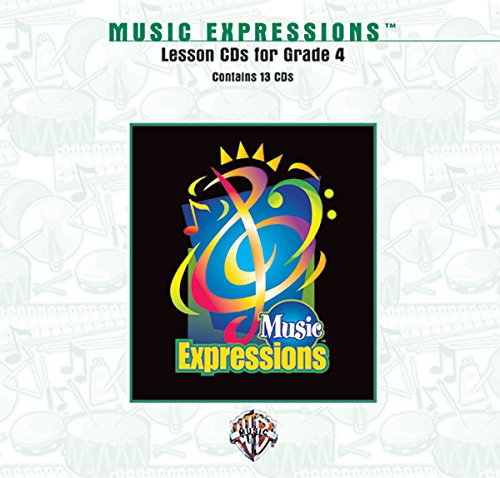 Music Expressions Grade 4: Lesson (CDs)