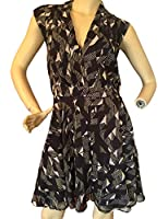 French Connection Women's Navy Dress 12
