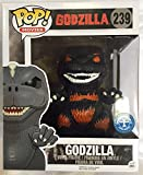 Burning Godzilla GTS Exclusive 6'' POP Vinyl