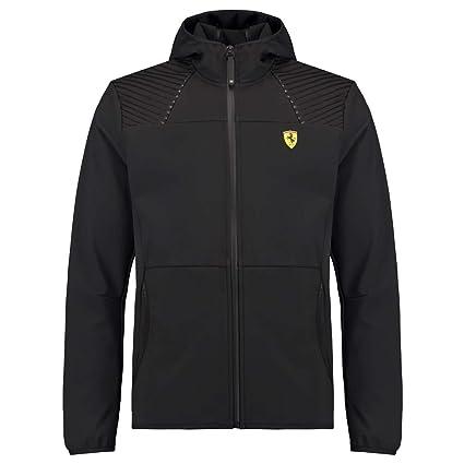 Scuderia Ferrari - Chaqueta de Softshell con Logo y Fans ...