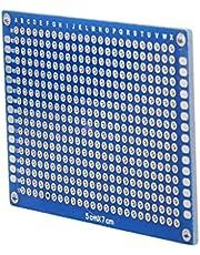 shamjina 20 Pcs Universal Breadboard PCB Protoboard Circuit Prototype 5X7cm