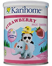 Karihome Sweeties, Strawberry, 150gram