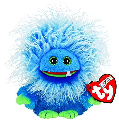 [Ty Frizzys FANG Beanie Babies Boo Plush Toy NEW Boos Blue] (Best Homemade Horror Costumes)