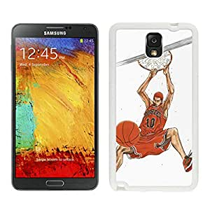 Fashion Designed SLAM DUNK 3 White Samsung Galaxy Note 3 N900A N900V N900P N900T Phone Case
