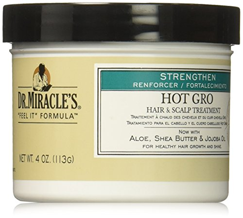Price comparison product image Dr. Miracle Hot Gro Hair & Scalp treatment 4oz