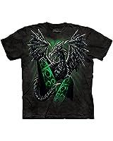 The Mountain Men's Electric Dragon T-Shirt Black M
