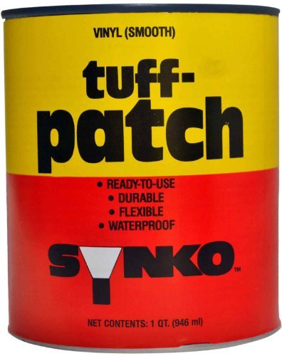 synkoloid-tuff-patch-smooth-vinyl-patch-and-repair-compound-03004-quart-by-synkoloid-company