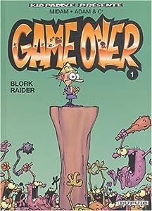 """Afficher """"Game over n° 1 Blork raider"""""""