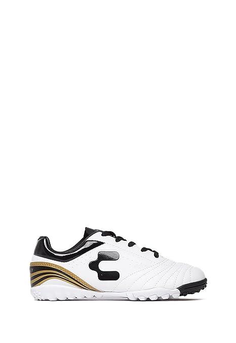a3a19e8c Charly Zapatos de Fútbol Blancos Tenis para Niños Blanco Talla 18 ...