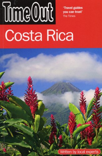 Download Time Out Costa Rica (Time Out Guides) pdf