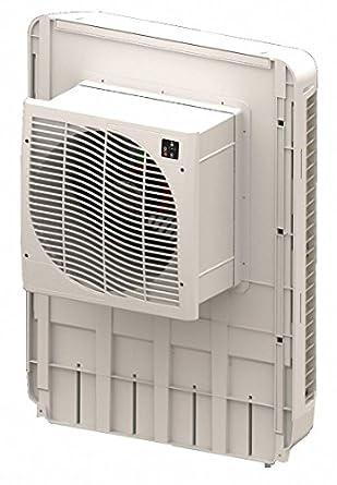 MASTERCOOL 3200 cfm Direct-Drive Window Evaporative Cooler