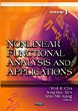 img - for Nonlinear Functional Analysis & Applicationsv. 1 (Nonlinear Functional Analysis and Applications) book / textbook / text book