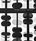 img - for Thoughts on Design book / textbook / text book