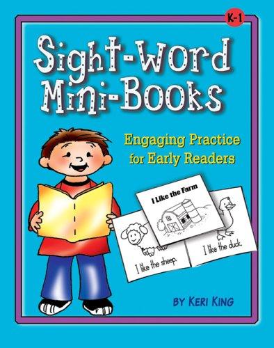 (Sight-Word Mini-Books)