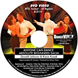 Anyone Can Ballroom Dance Salsa