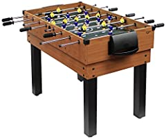 Carromco Multifunktionstischfussball Multigame Choice-XT 10-in-1