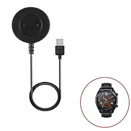 Amazon.com: Lamshaw - Cargador de repuesto para Huawei Watch ...