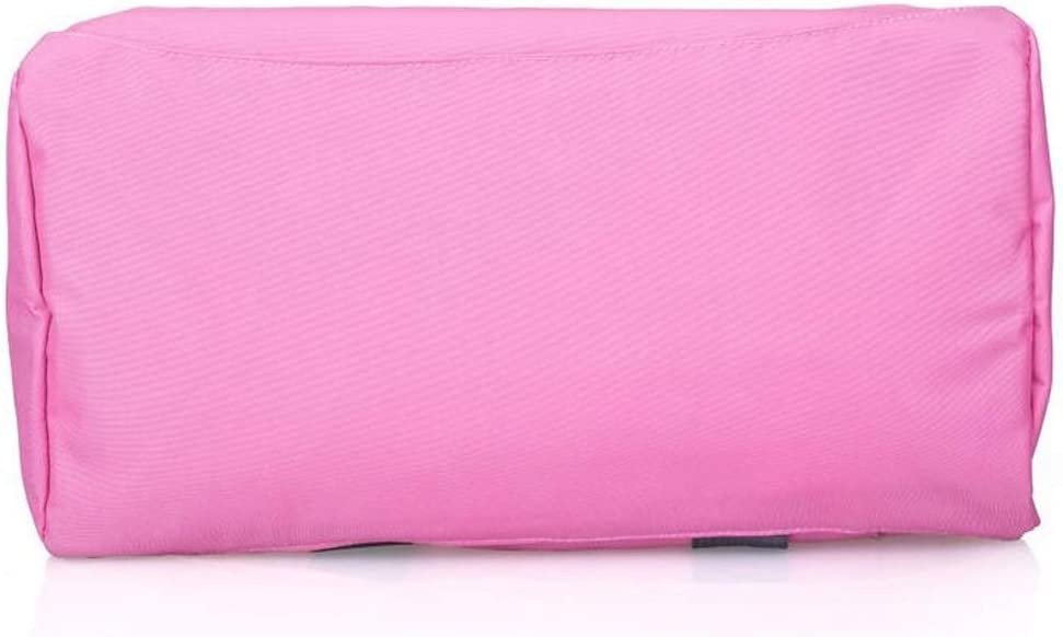 Outdoor Travel Bag Size: 402121cm Travel Duffel Bag for Men and Women ZHICHUANG Duffel Bag Large Capacity Gym Bag Color : Pink Waterproof Yoga Bag
