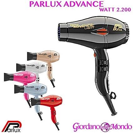 Secador Pelo Secador Profesional para Peluquería 2200 W Advance Light Parlux