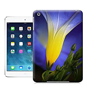 niucase yellow morning glory picture of TPU new style scratch-proof covers for ipadmini