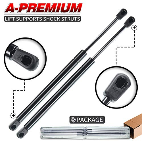 A-Premium Hood Bonnet Lift Supports Shock Struts Springs for Toyota Avalon 2000-2004 2-PC Set