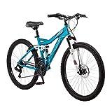 Mongoose 26-Inch Bedlam 21-Speed Womens Mountain Bike