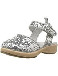 Kids Posh Girl's Glitter Clog