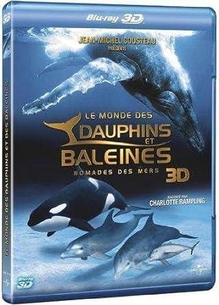 dauphins et baleines 3d nomades des mers