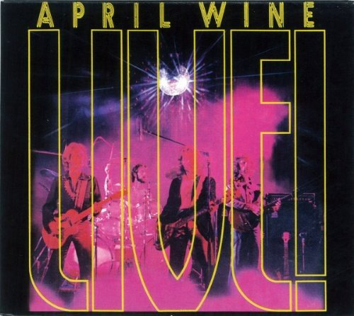 Live: April Wine by CD