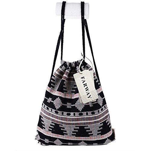 farway-ethnic-drawstring-bag-outdoor-backpack-shopping-backpack-travel-shoulder-bag