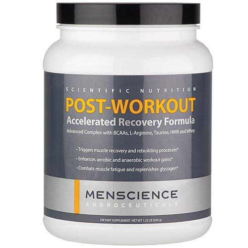 MenScience Post-Entraînement Formule accéléré la récupération musculaire