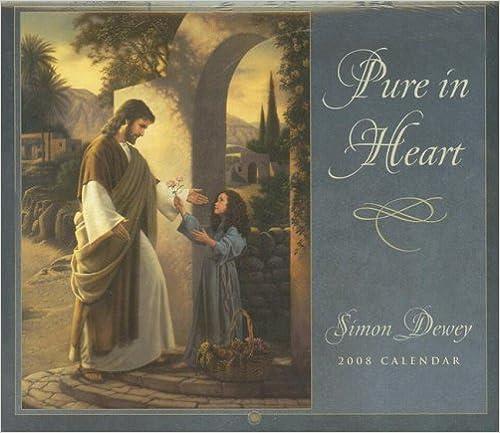 Pure in Heart 2008 Mini Calendar