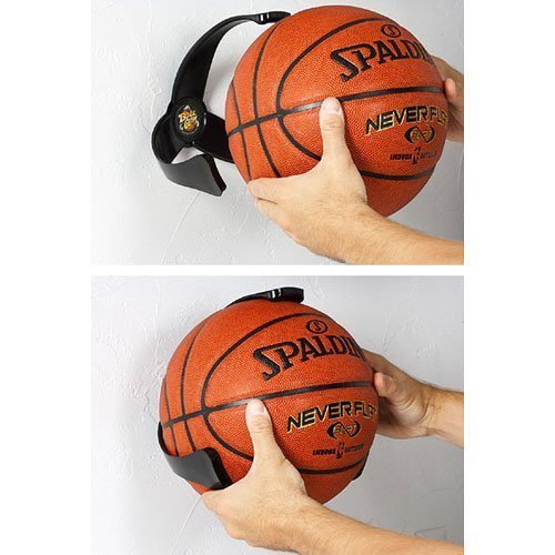 (K Concepts Basketball Ball Claw (Black) (7.75