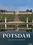 Potsdam - Kunst, Architektur und Landschaft (Cover Sanssouci)