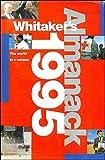 Whitaker's Almanack 1995 9780850212457