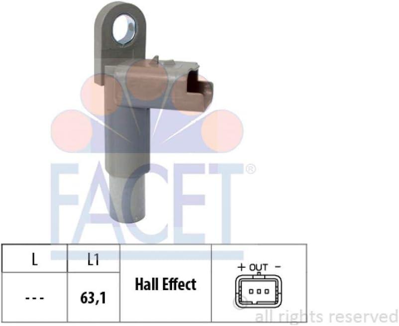 Facet 9.0463 Sensor Nockenwellenposition