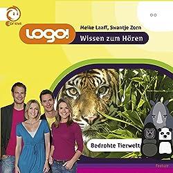 Bedrohte Tierwelt (Logo - Wissen zum Hören)