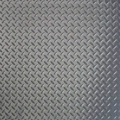 "Commercial Diamond Tread 90"" x 204"" Floor Cover"