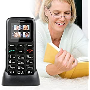 Kocaso Companion Senior Phone with Oversized Big Buttons