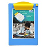 Solo A4 Plastic Clipboard Heavy Duty Exam Pad with Pen Holder Stationery Supplies